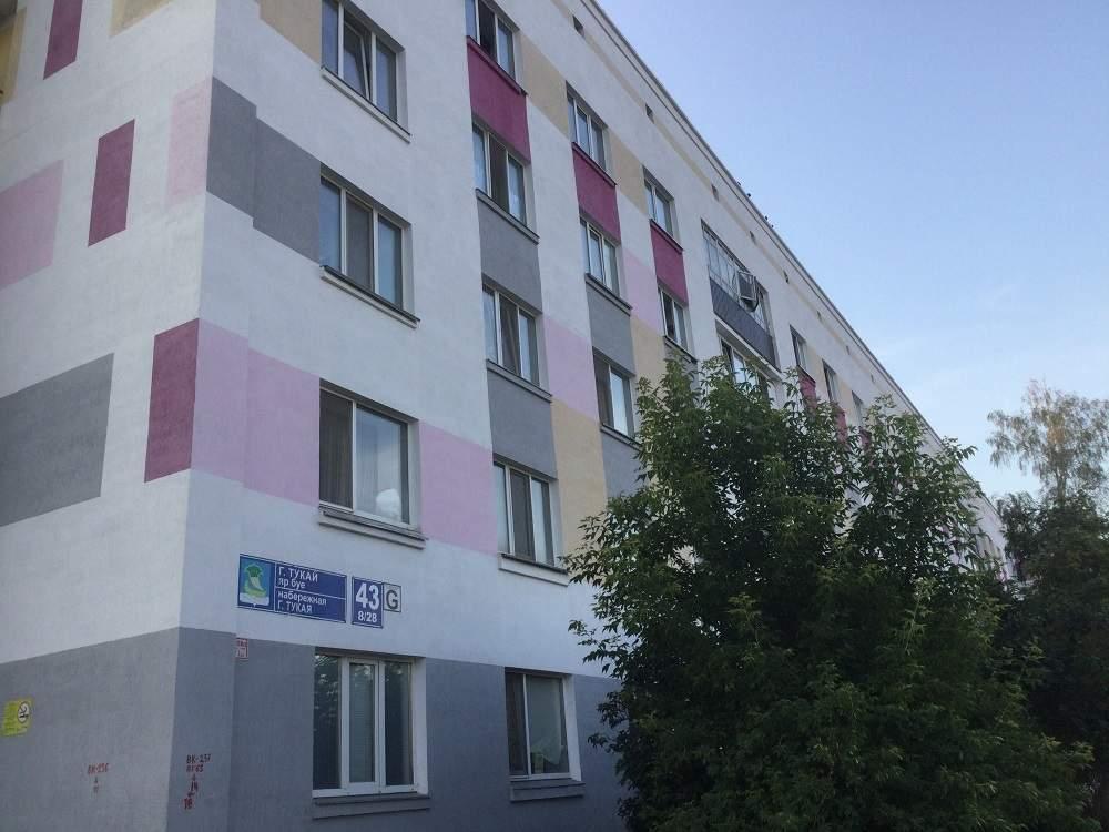 Продажа  комнаты им Габдуллы Тукая набережная, д.43