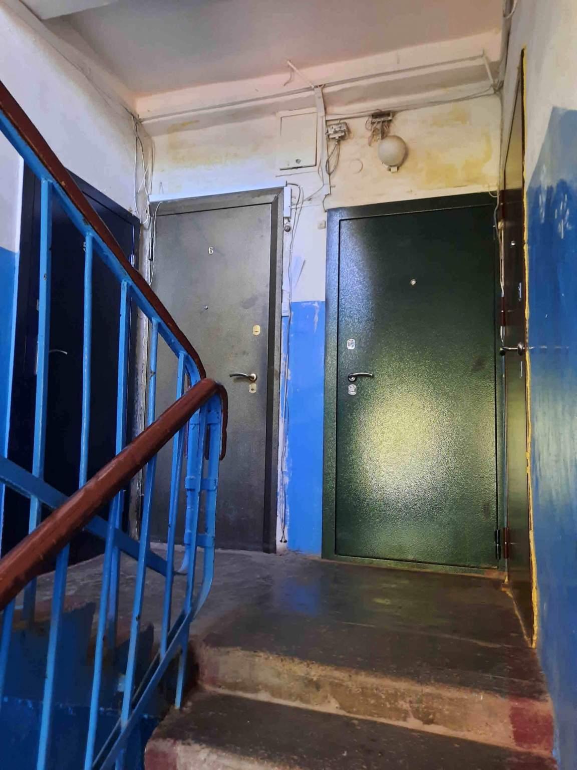 Продажа 2-к квартиры Крупской улица, д.14