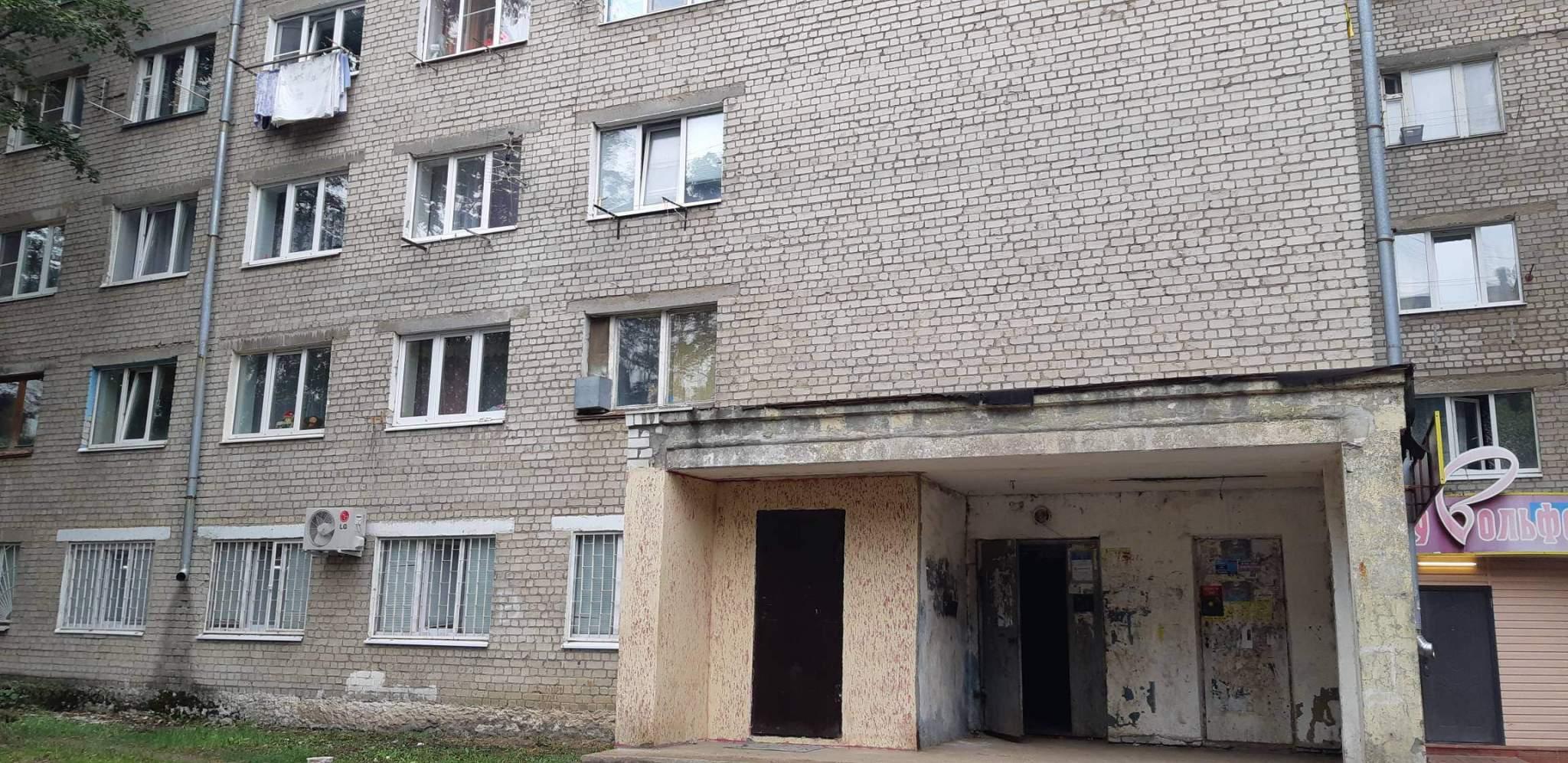 Рязанская область, Рязань, Крупской улица, д.13