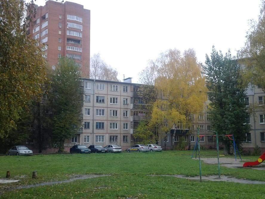 Ярославская область, Ярославль, Волгоградская улица, д.41