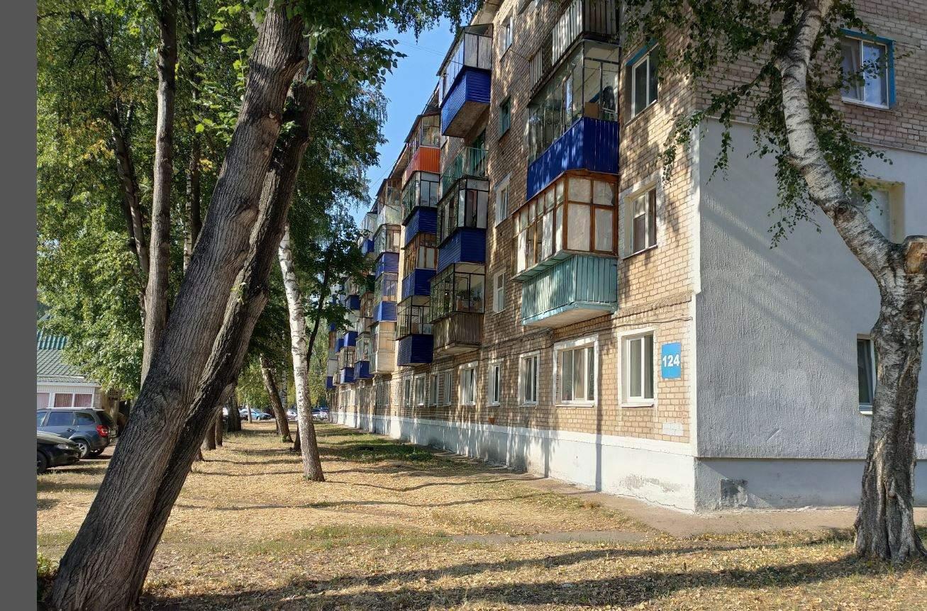 Республика Башкортостан, Стерлитамак, Худайбердина улица, д.124