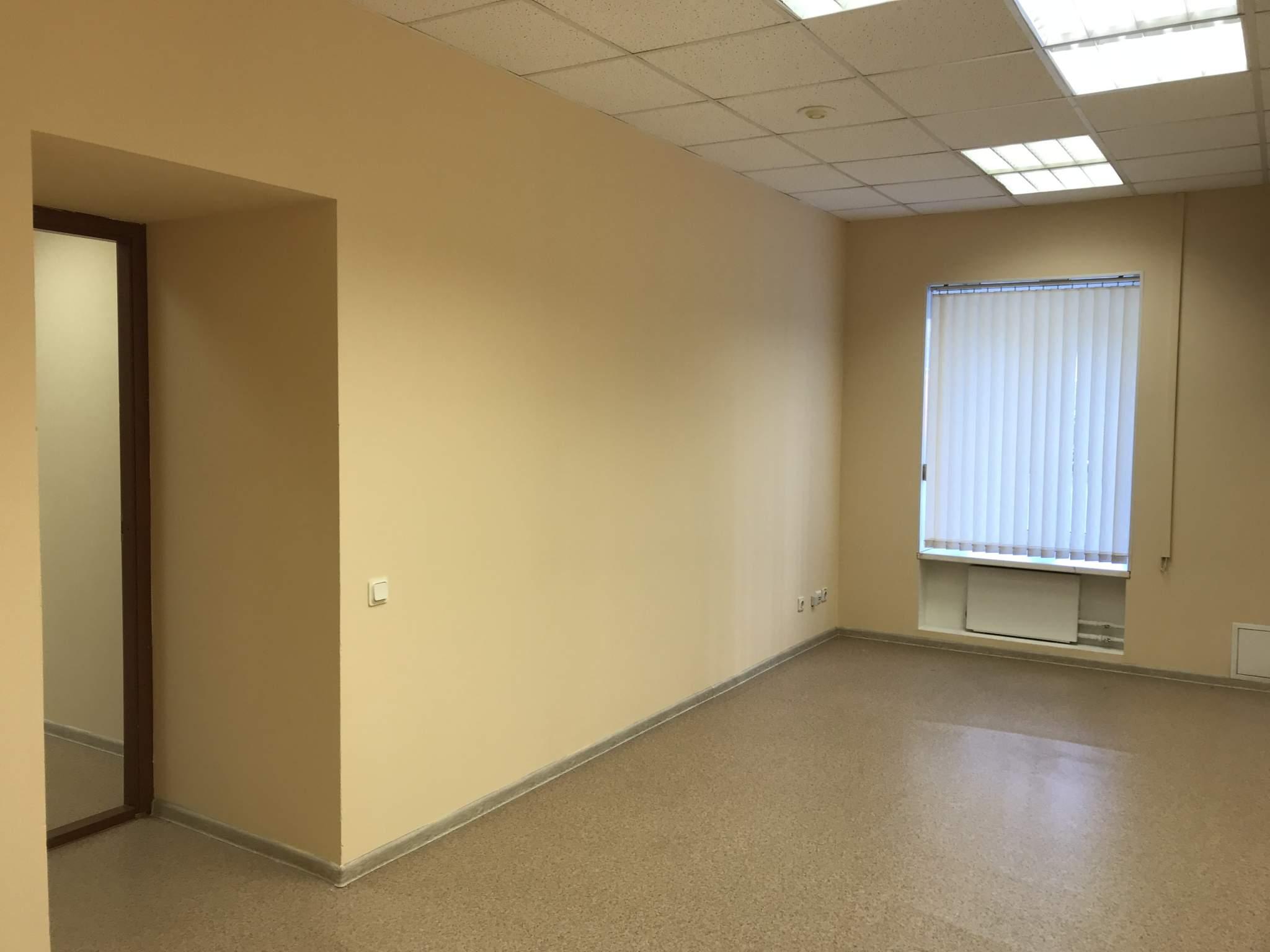 Аренда офисного помещения площадью