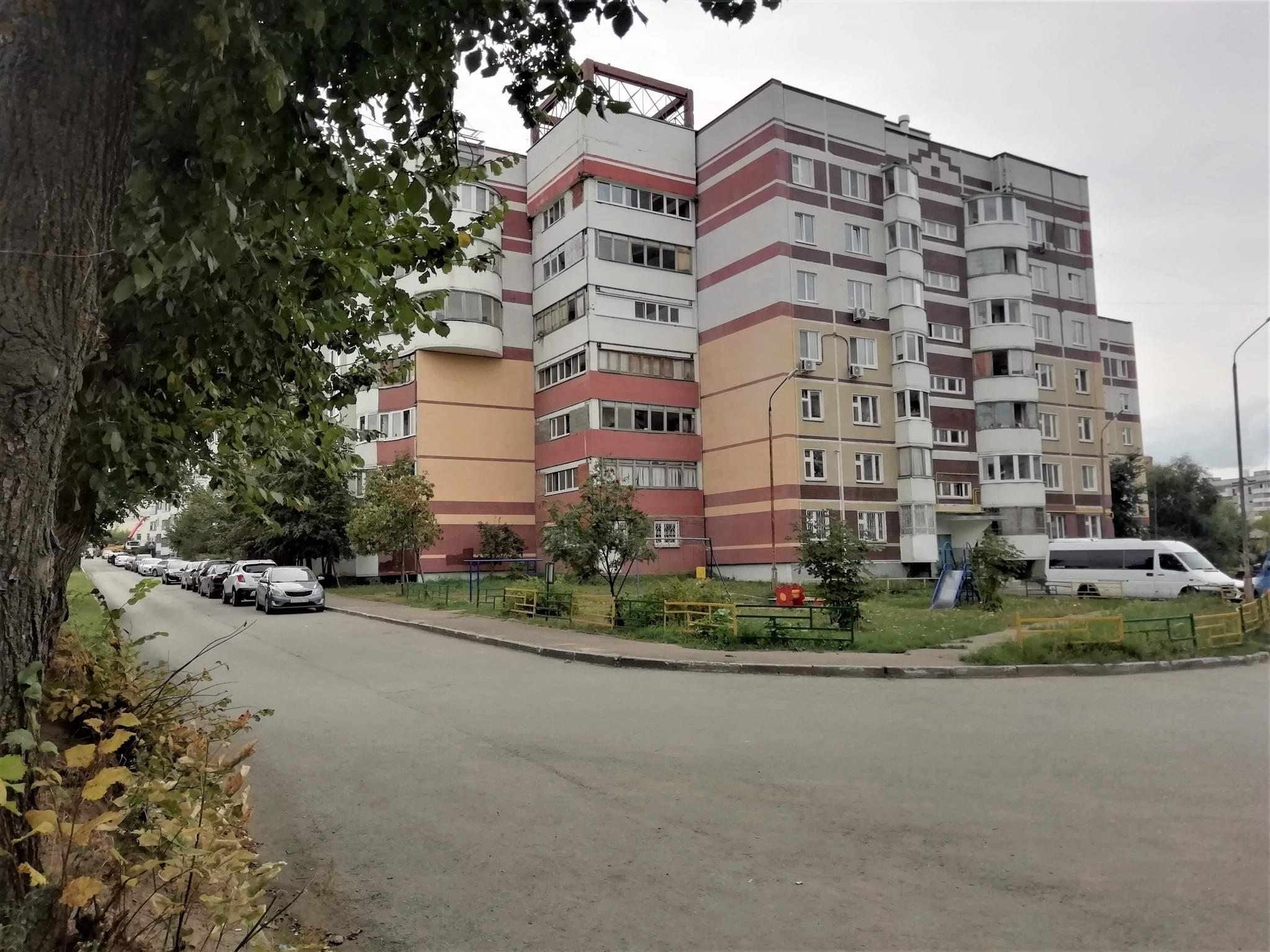 Продажа 1-к квартиры Туганлык улица, д.10