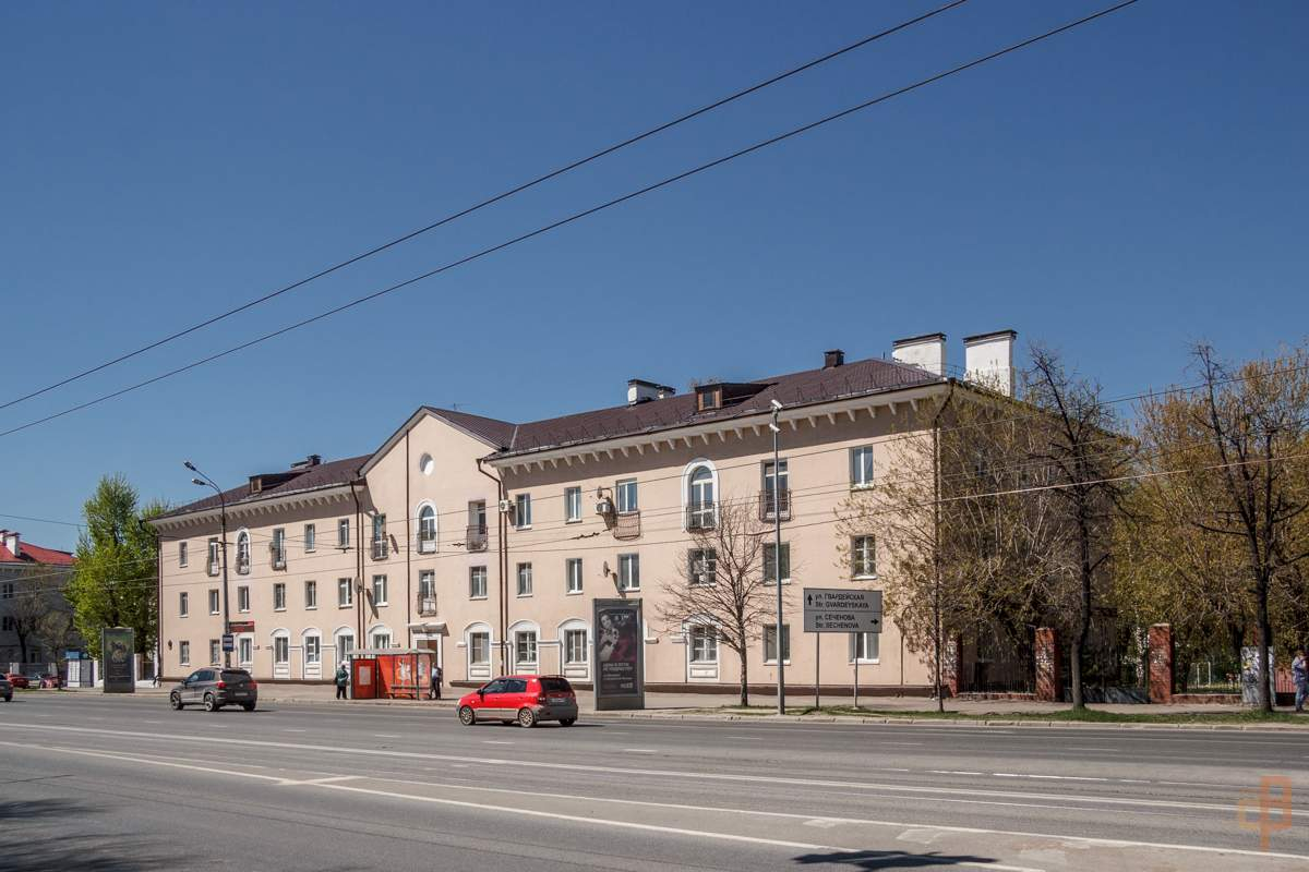 Аренда  комнаты Николая Ершова улица, д.53