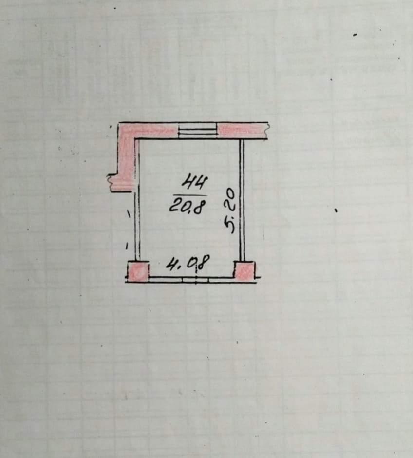 Продажа 1-к квартиры Короленко улица, д.109