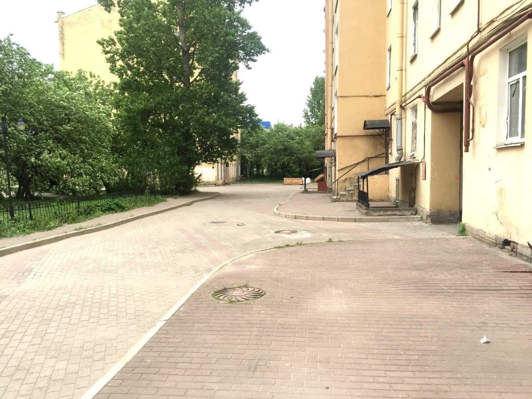 Боровая улица, д.74