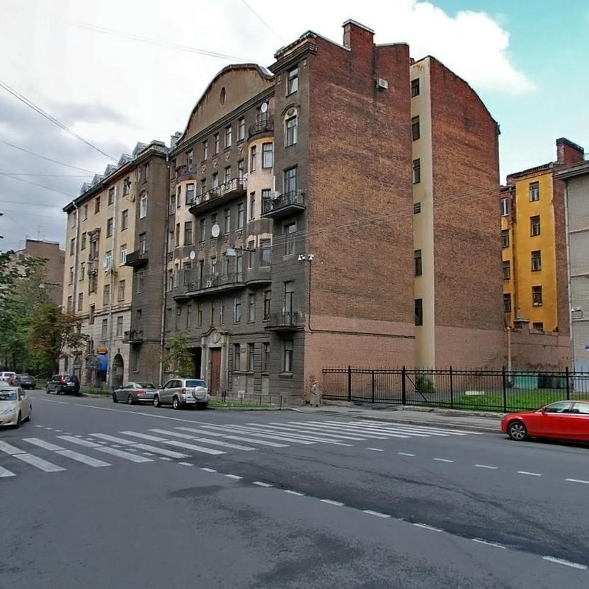 Съезжинская улица, д.24