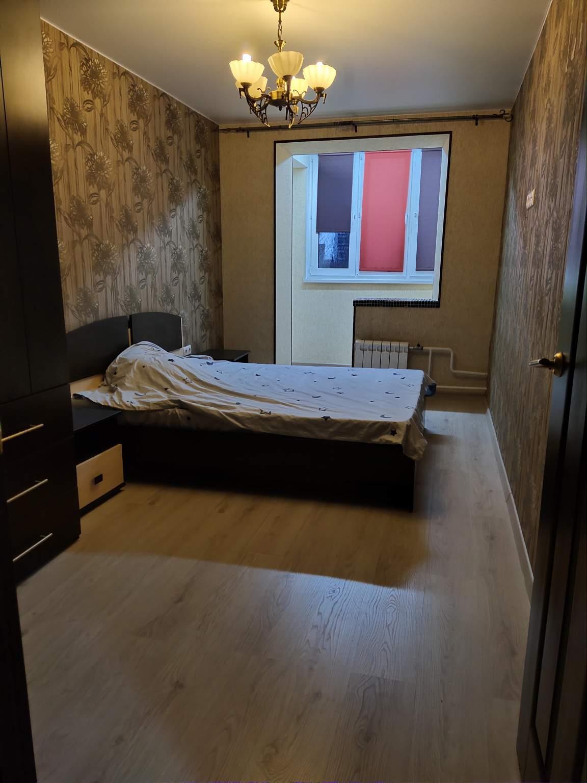 Аренда 3-комнатной квартиры, Москва, Щёлковское шоссе,  д.12 к1