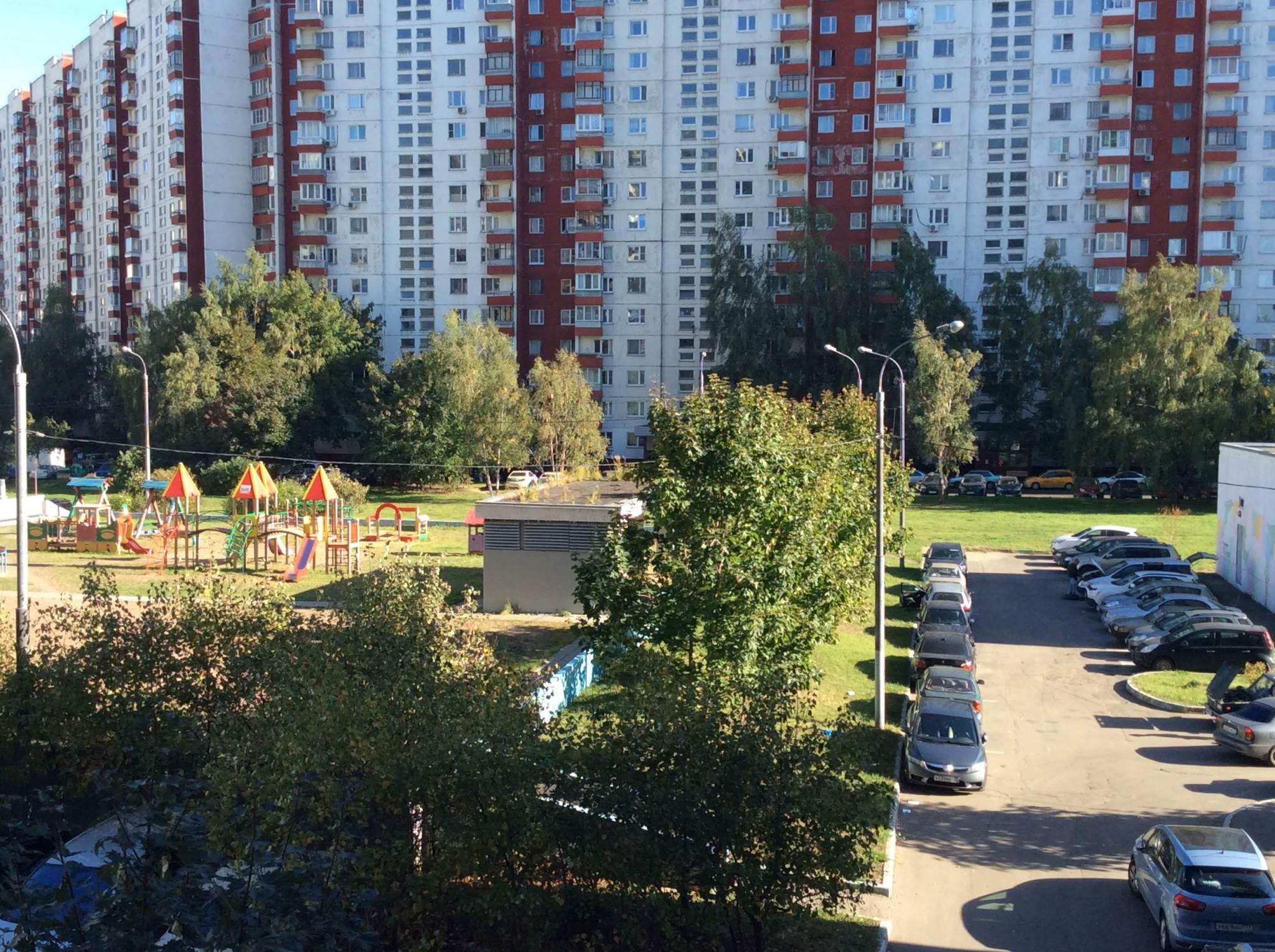Аренда 1-комнатной квартиры, Москва, Ленинский проспект,  д.127