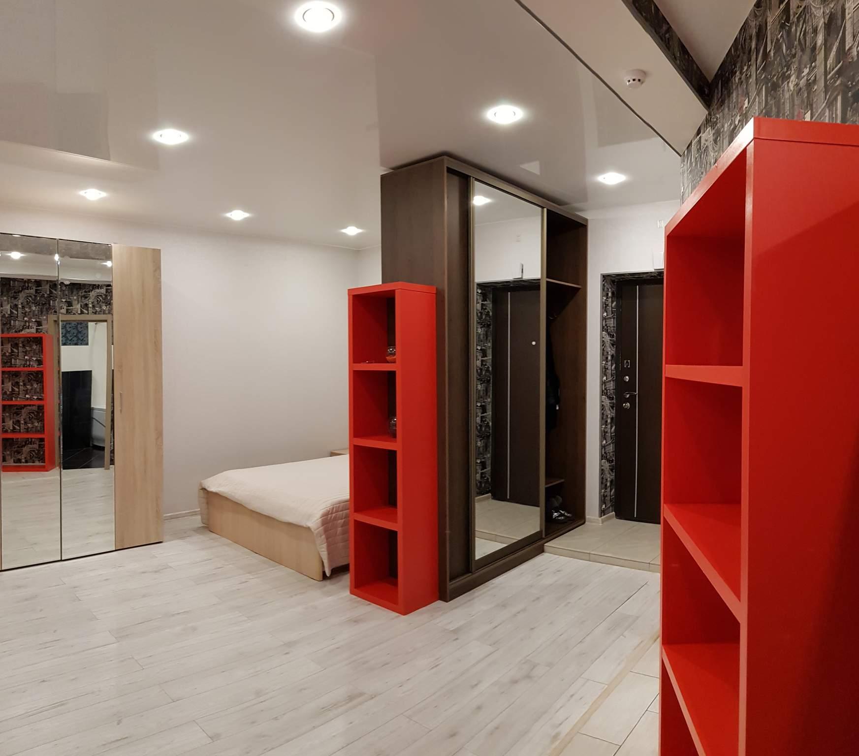 Аренда 1-комнатной квартиры, Москва, Хорошёвское шоссе,  д.12к1