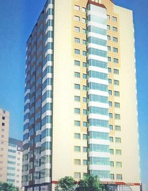 Аренда 1-комнатной квартиры, Тюмень, Стартовая улица,  д.1