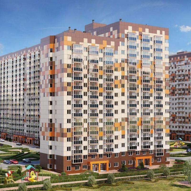 Продажа 3-комнатной новостройки, Видное, Зеленые аллеи бульвар,  д.9