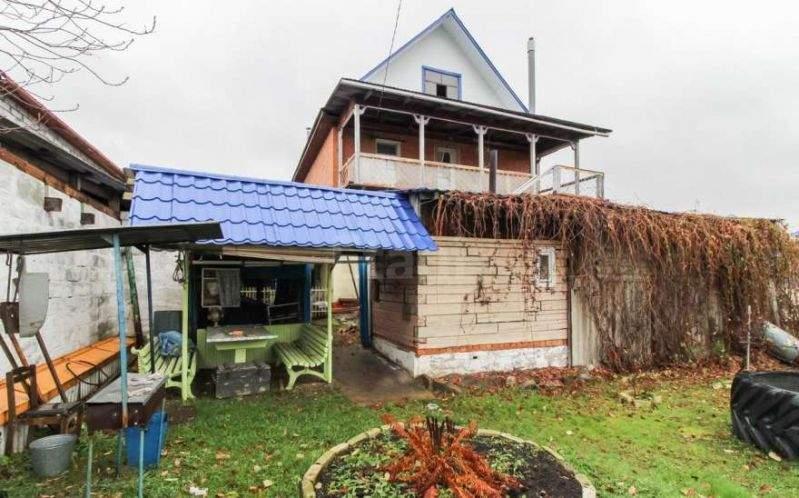Продажа дома, 160м <sup>2</sup>, 4 сот., Тюмень, Щербакова улица