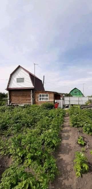 Продажа дома, 60м <sup>2</sup>, 10 сот., Тюмень, СНТ Зеленая роща территория
