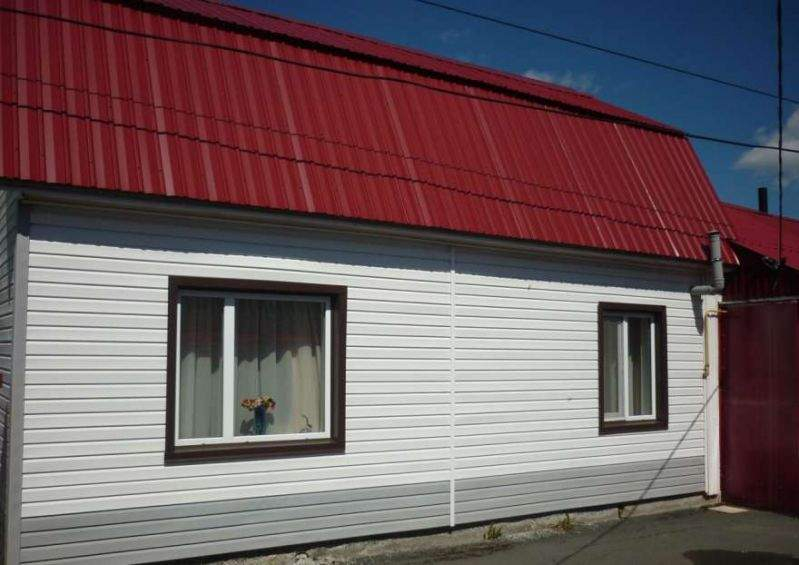 Продажа дома, 80м <sup>2</sup>, 17 сот., Бухтал, Зеленая улица