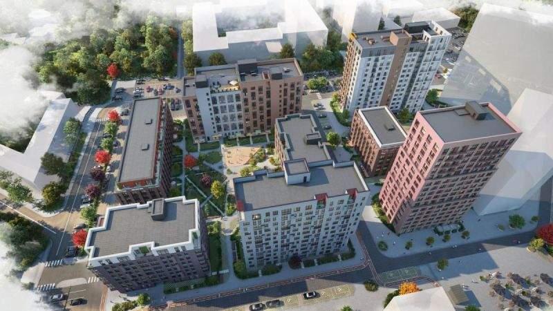 Продажа 1-комнатной новостройки, Дударева, Тюменская улица,  д.11