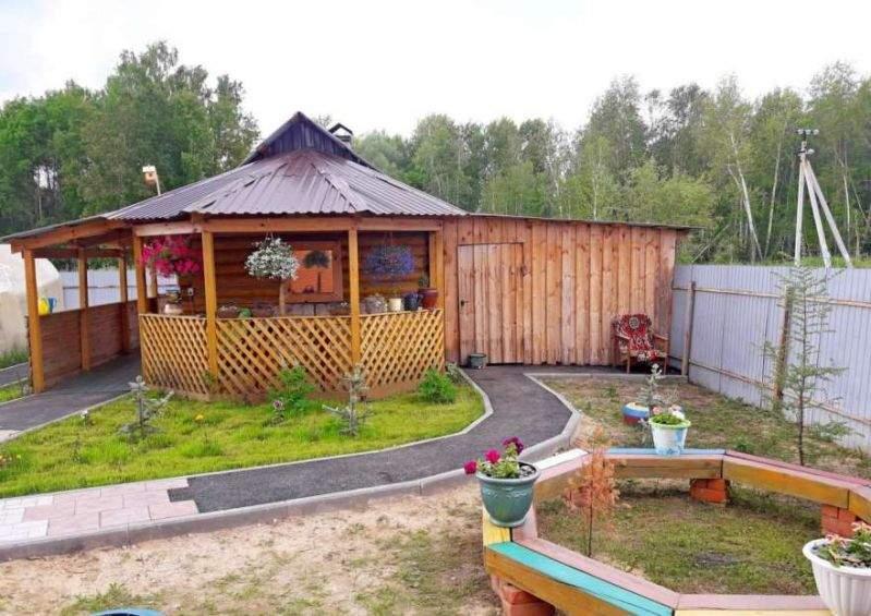 Продажа дома, 210м <sup>2</sup>, 8 сот., Тюмень, Московский тракт