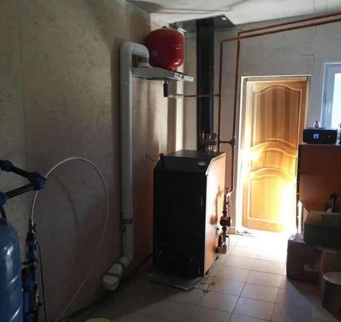 Продажа дома, 120м <sup>2</sup>, 15 сот., Каменка, Тюменская улица