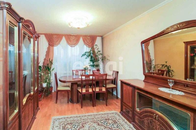 Аренда 3-комнатной квартиры, Тюмень, Профсоюзная улица,  д.70