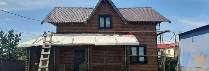Продажа дома, 100м <sup>2</sup>, 8 сот., Тюмень, Хлебная улица