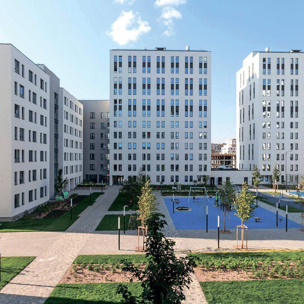 Продажа 1-комнатной новостройки, Сапроново, Калиновая улица,  д.1