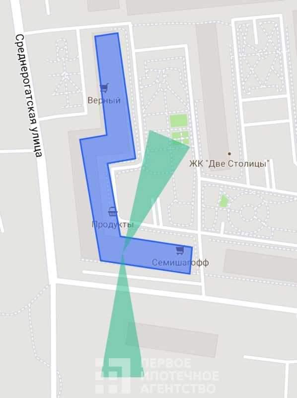 Среднерогатская улица, д.20к1с