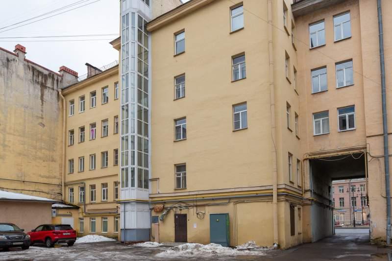 Московский проспект, д.124 литер А