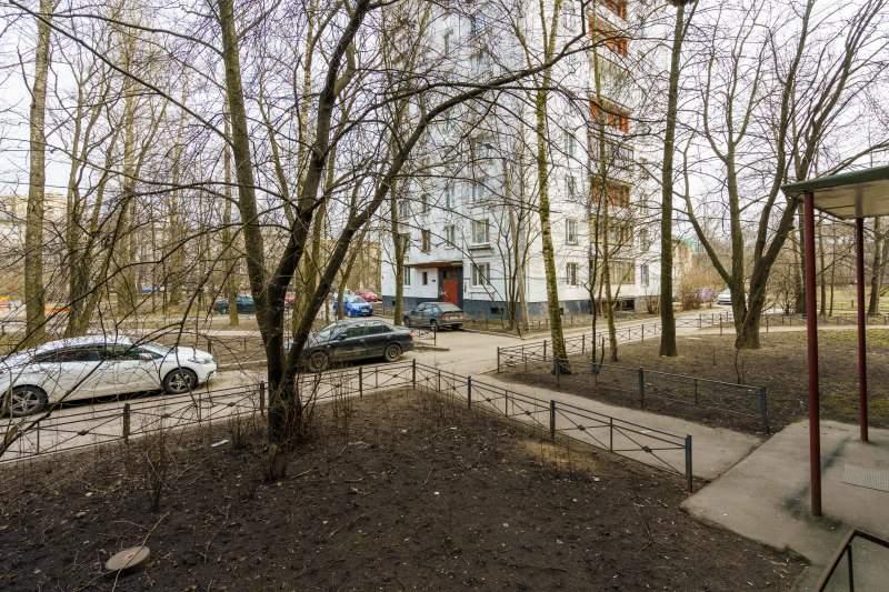 Танкиста Хрустицкого улица, д.4 литер А