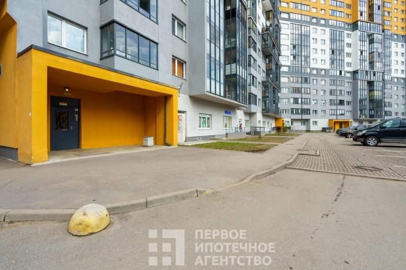 Ковалёвская улица, д.26стр1