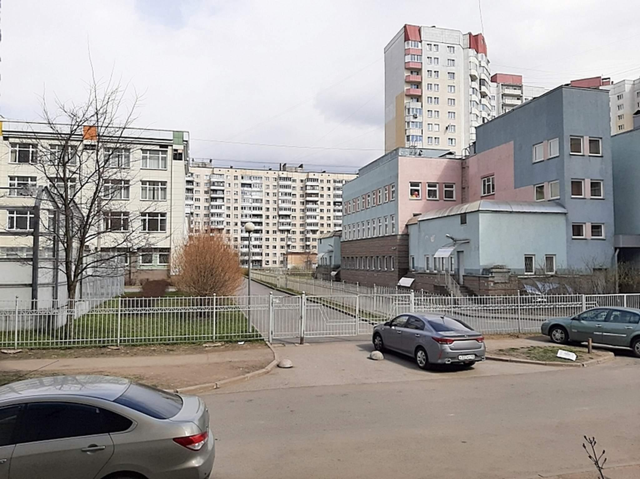 Энтузиастов, д.31к3