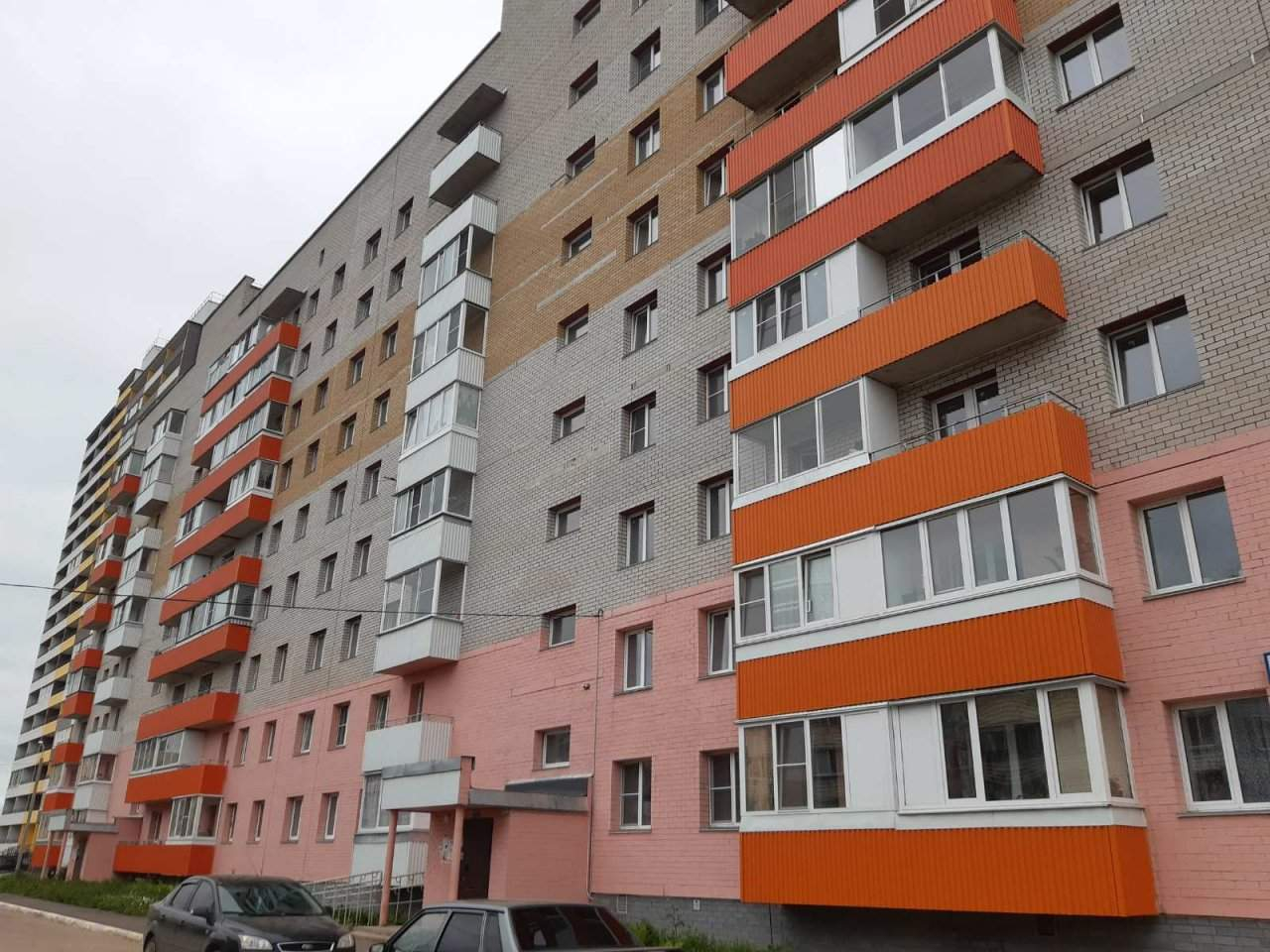 Продажа 1-комнатной квартиры, Киров, Зеленина улица,  д.7