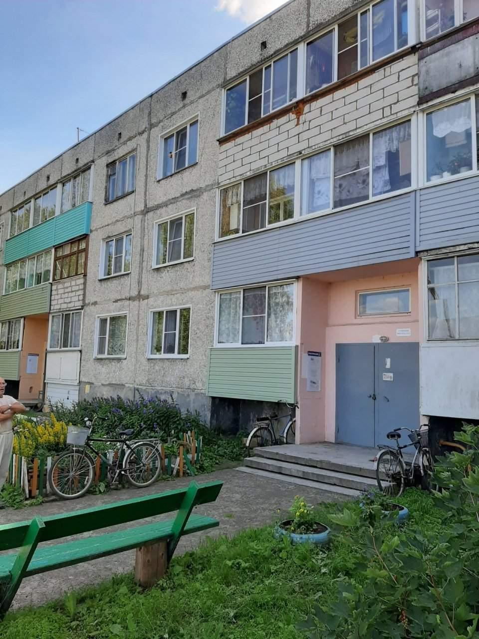 Продажа 1-комнатной квартиры, Ильинское, Строительная улица,  д.12