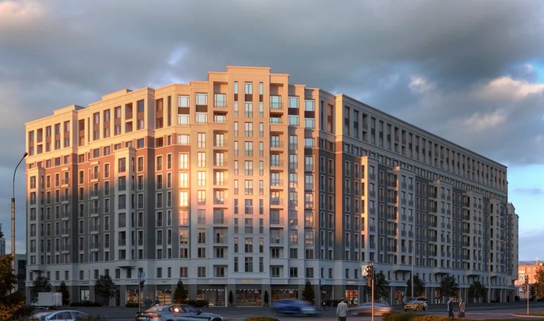Продажа 5-комнатной новостройки, Санкт-Петербург, Сызранская улица,  д.23