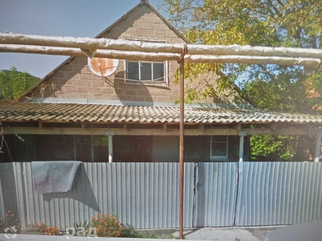Продажа дома, 70м <sup>2</sup>, 3 сот., Нижнебаканская, Лозовая,  д.3