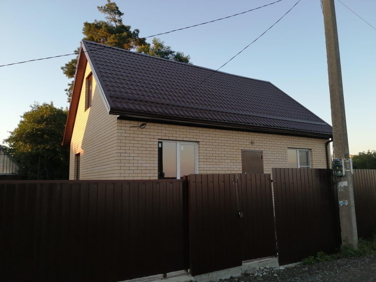 Продажа дома, 126м <sup>2</sup>, 3 сот., Краснодар, Виноградная,  д.9