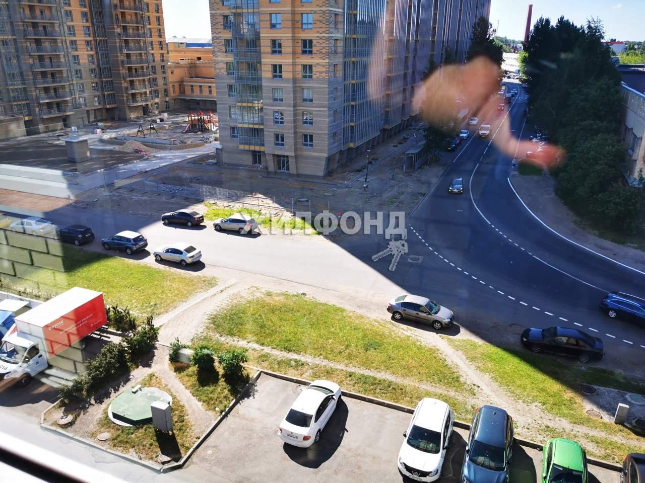Полевая Сабировская улица, д.47к1
