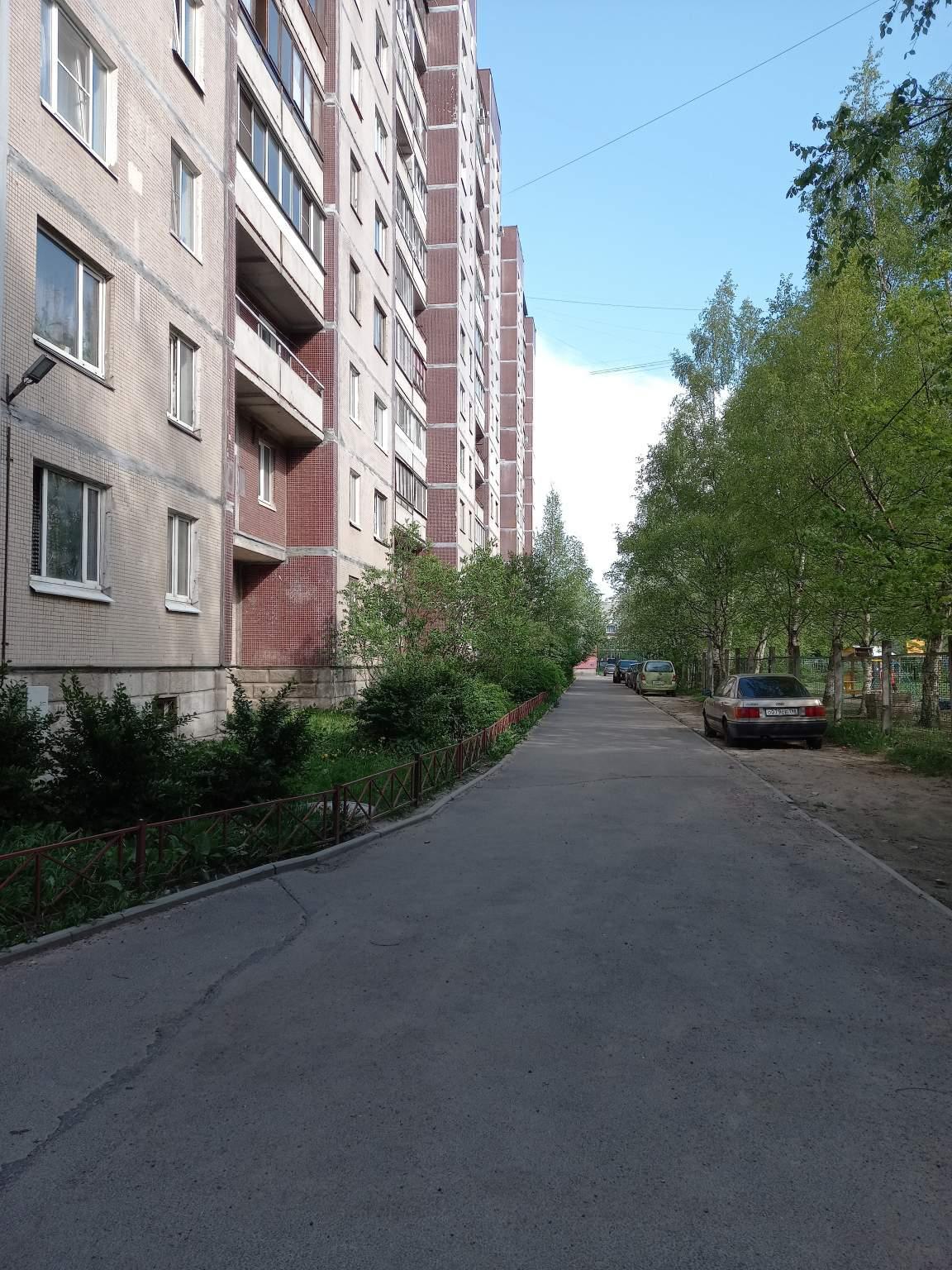 Ворошилова, д.5к2