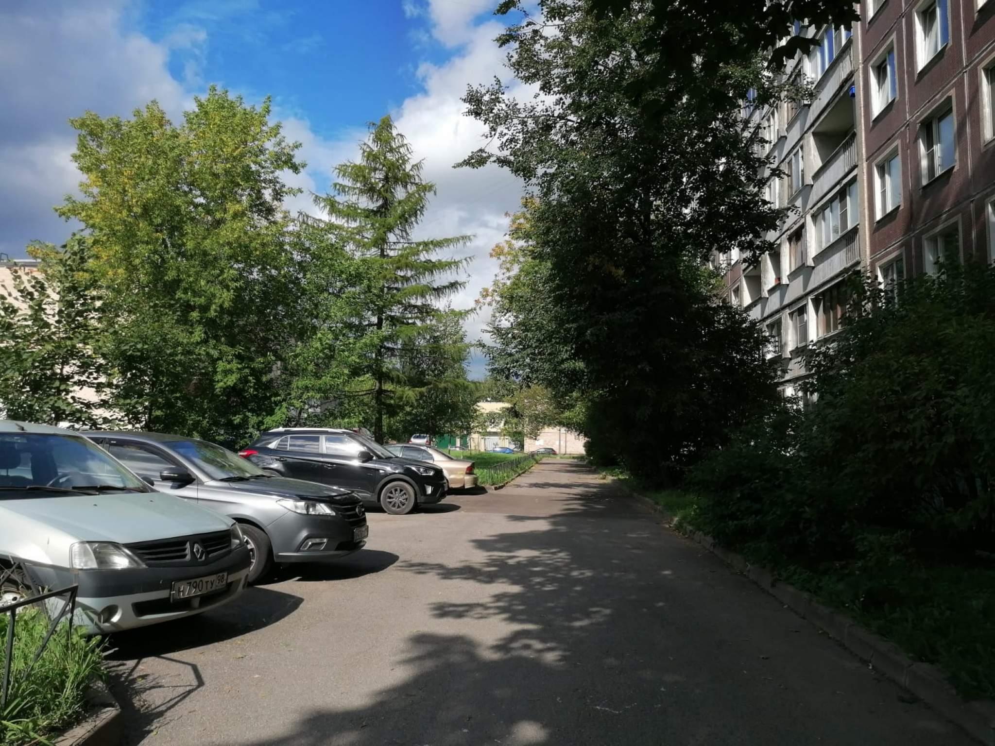 Академика Байкова, д.17к1